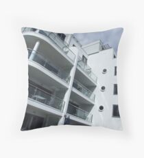 Van Alen Building Throw Pillow