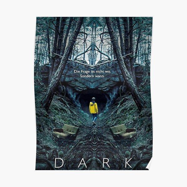 Dark Poster Poster