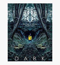 Dark Poster Photographic Print