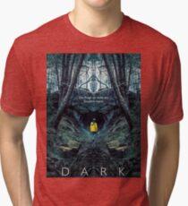 Dark Poster Tri-blend T-Shirt
