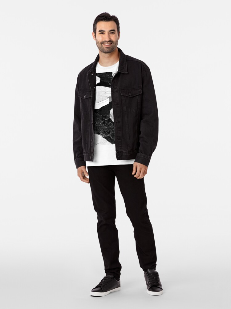 Alternate view of Stepping Stones Premium T-Shirt