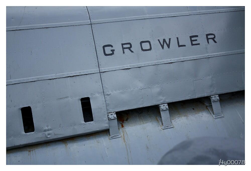 USS Growler by j4y00078