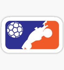 Major Car Soccer League Sticker