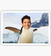 Penguin Connor Sticker