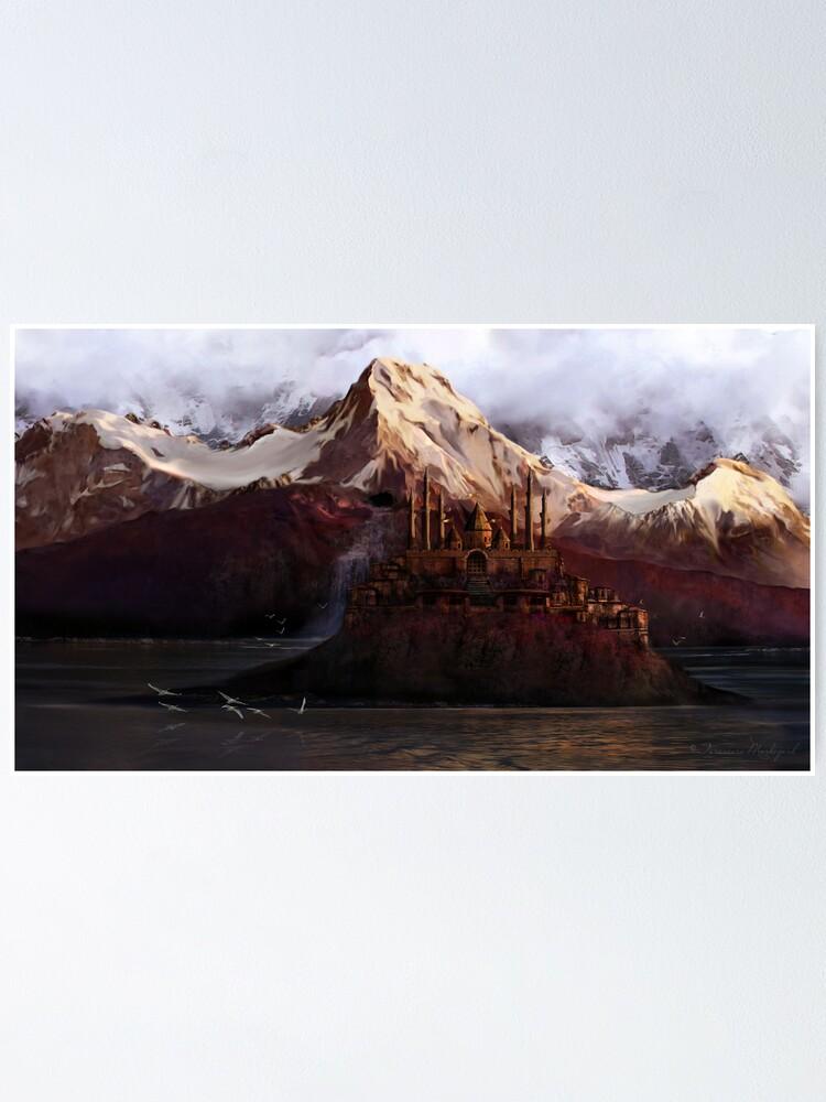 Alternate view of Midgard Poster