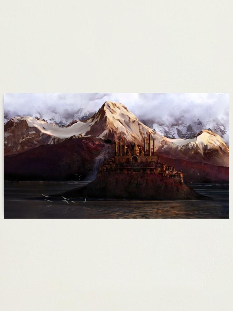 Alternate view of Midgard Photographic Print
