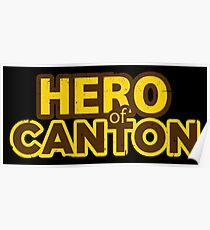 Jayne Hero of Canton Poster