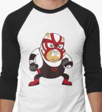 Camiseta ¾ bicolor para hombre Big Van Vader - RIP