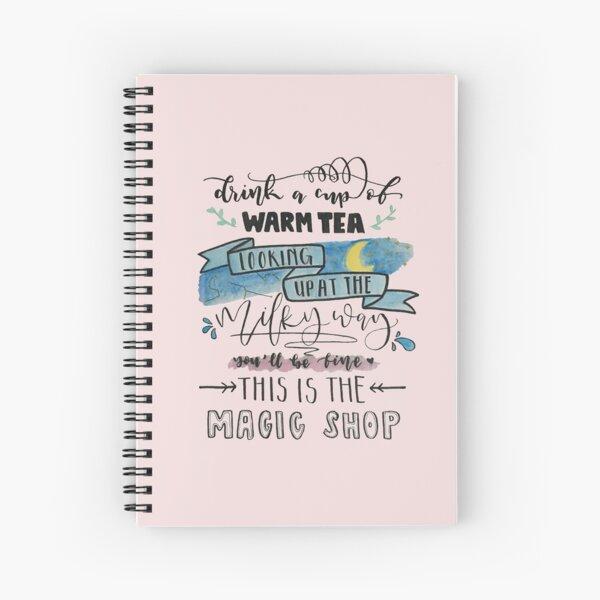 BTS - Magic Shop Spiral Notebook