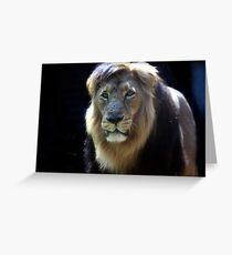 King Ashok! Greeting Card
