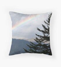Bow Appalachia Throw Pillow