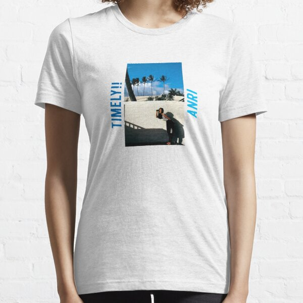 Timely!! (1983) | Anri Essential T-Shirt