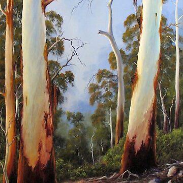 Gumtree Study by jcocoris