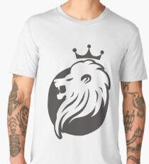 The Luxurious Lion Men's Premium T-Shirt
