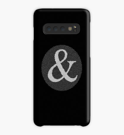 Phyllotaxis Ampersand Case/Skin for Samsung Galaxy