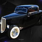 Lil Black Coupe by Keith Hawley