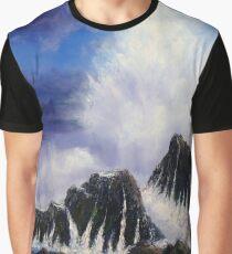 SEA SPRAY Graphic T-Shirt