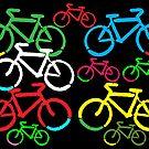 Bikes by Juhan Rodrik