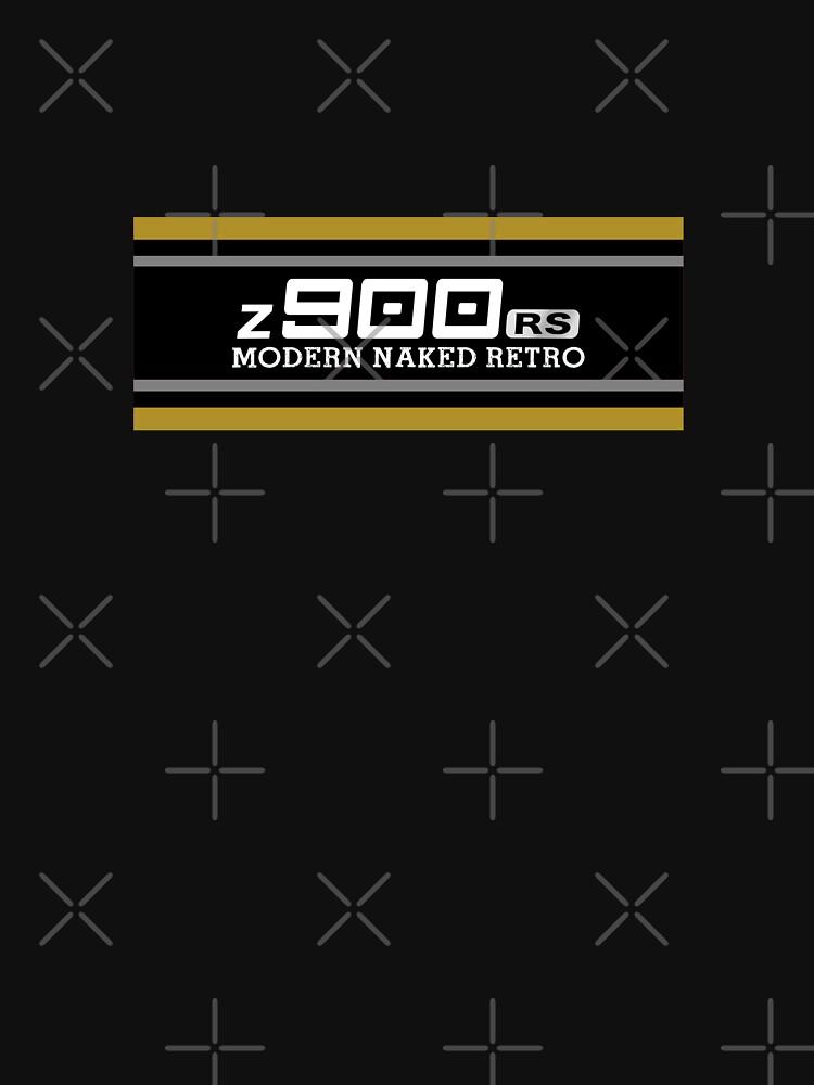 z900RS Metallic Spark Black von Fyloh