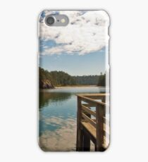 Deception State Pass Park iPhone Case/Skin