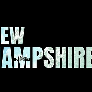 New Hampshire License Plate by VsTheInternet