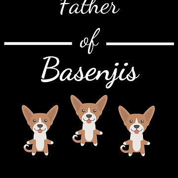 Father of Basenjis by DogBoo