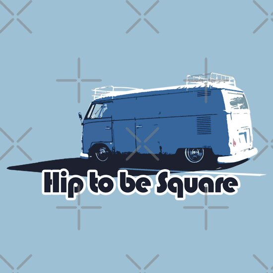 TShirtGifter presents: Hip to be square