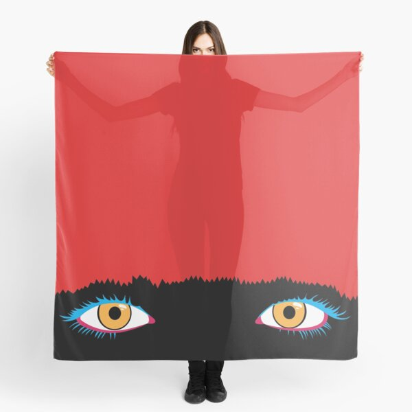 Eyes of passion Scarf