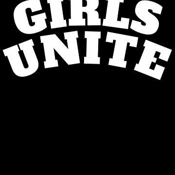 Girls Unite by Scoopivich