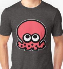 octoling octopus (pink) Unisex T-Shirt