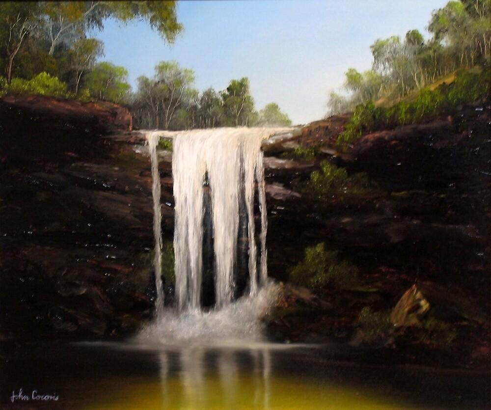 WATERFALL by JOHN COCORIS