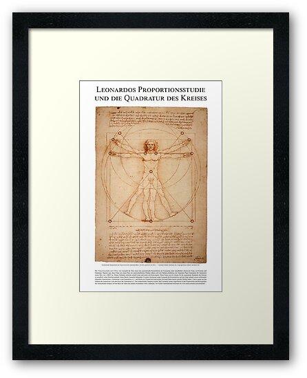 Leonardos Quadratur des Kreises von Klaus Schröer