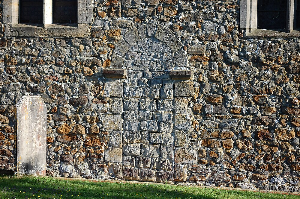 Church's Inn Doorway by Paul Morley