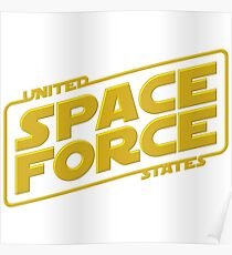 U.S. Space Force Poster