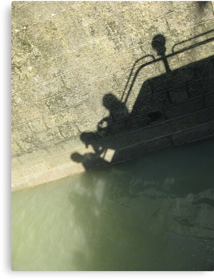 Falling into the Water by Menega  Sabidussi
