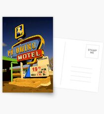 Tucumcari Tonight Postcards