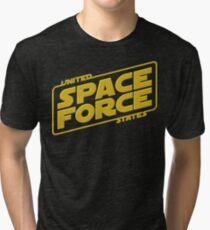 U.S. Space Force Tri-blend T-Shirt