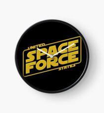 U.S. Space Force Clock