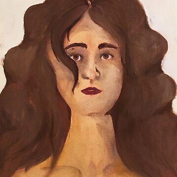 Female Face by EmilyPaints