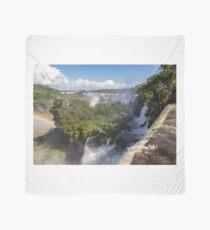 Puerto Iguazu Waterfalls on Argentian Side Scarf