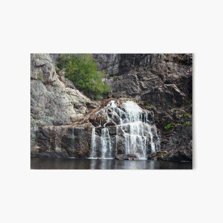 Canyon waterfalls Art Board Print