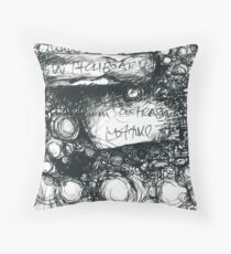 switchboard Throw Pillow