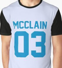 MCCLAIN 03 Graphic T-Shirt