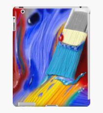 Wet Paint iPad Case/Skin