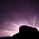 Lightning Rock by Sheldon Pettit