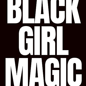 Black girl magic by Scoopivich