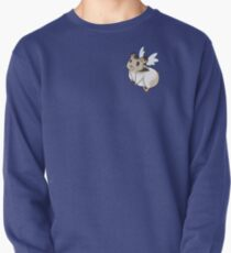 Cute lil' Hamster Angel Pullover