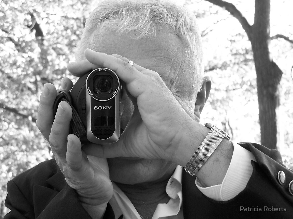 Wedding videographer by Patricia Roberts