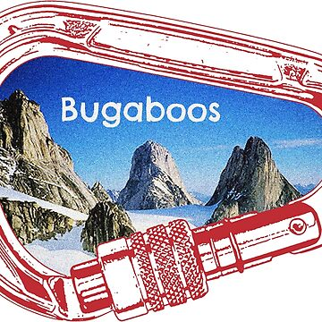 Bugaboos Climbing Carabiner by esskay