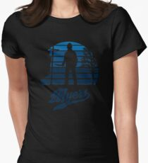 MYERS SUN SET Women's Fitted T-Shirt